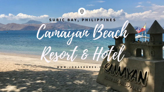 Camayan Beach Resort Subic Bay Philippines Jona Shares