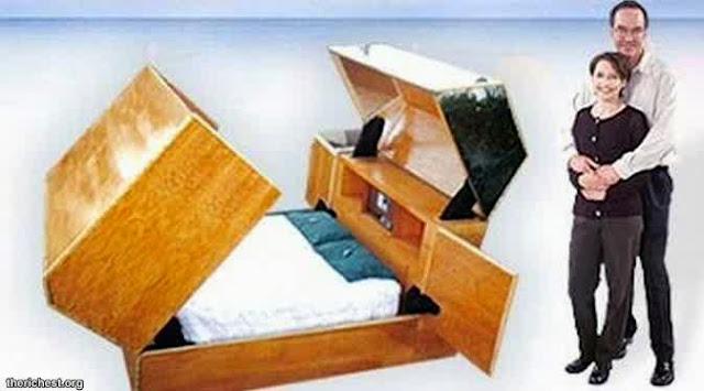 tempat tidur termewah di dunia