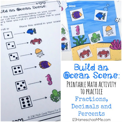 cool math games for 2nd grade, 3rd grade, 4th grade, 5th grad to practice fractions, decimals, and percents