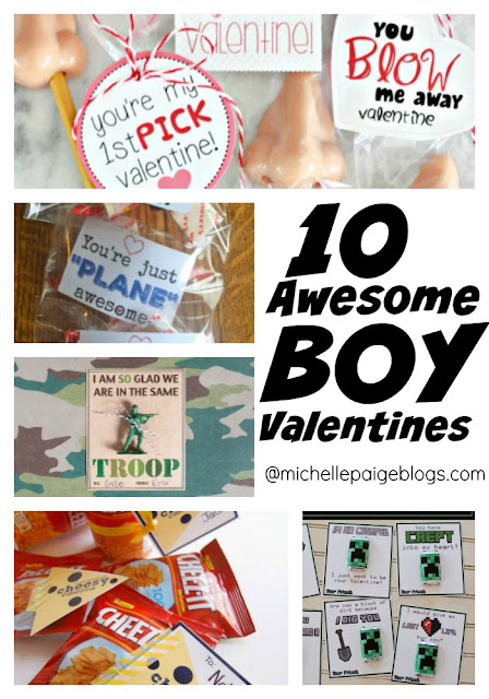 Awesome Boy Valentines