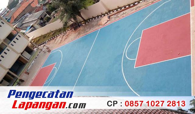 Lapangan Basket Baru