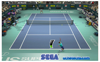 Virtua Tennis Challenge multiplayer
