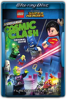 LEGO Liga da Justiça - Combate Cosmico Torrent Dublado