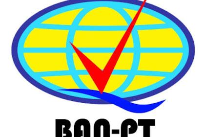 Butuh Sertifikat Untuk Melamar Kerja? Download Sertifikat Akreditasi di Situs Ban PT.
