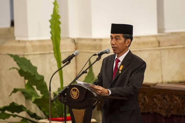 Sidang Tahunan MPR, Jokowi Klaim Pengangguran Turun Jadi 5,13%