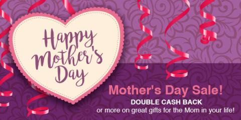 Mother's Day Sale - US