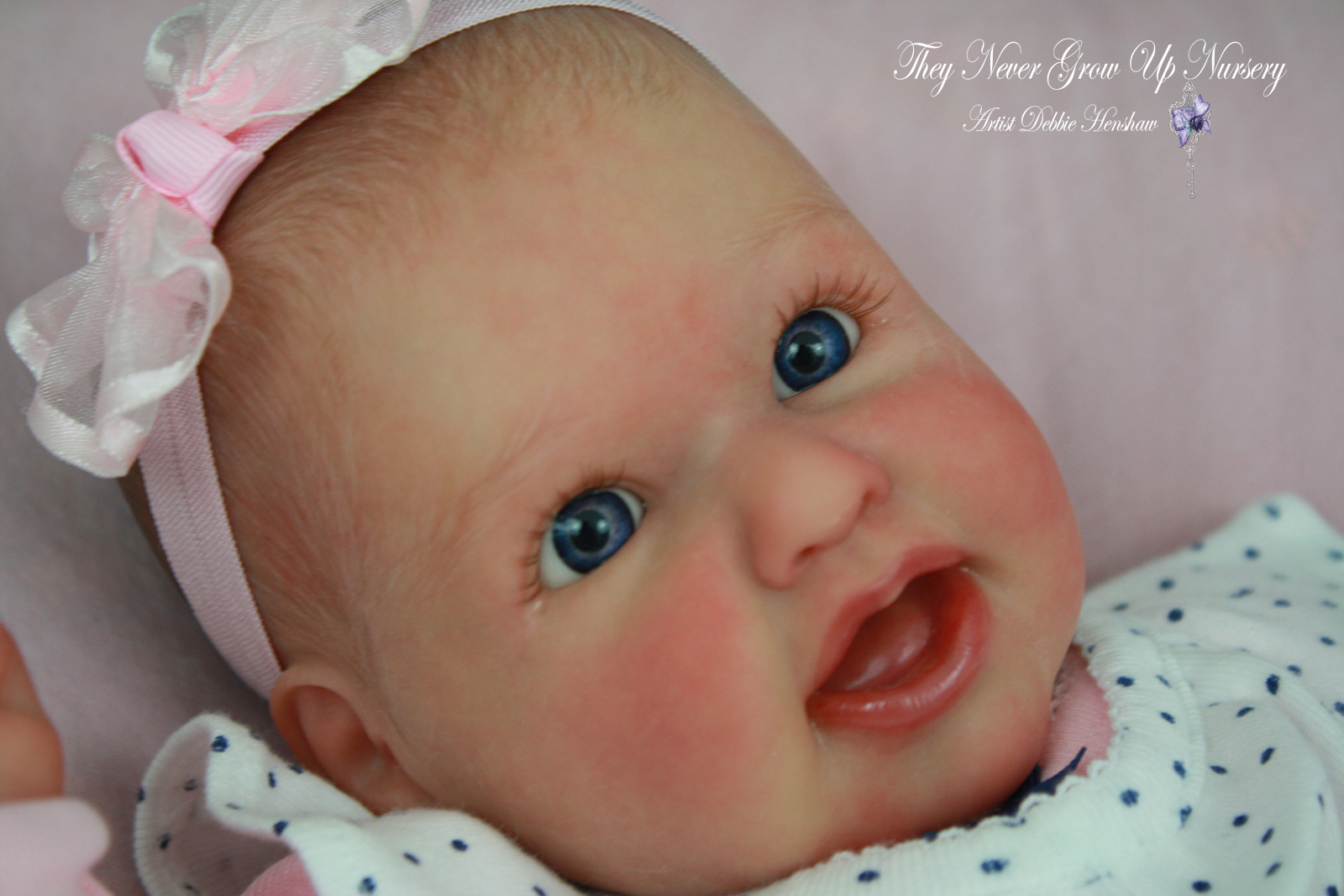 9f4da1102471 Tori is created from the same 15 inch Berenguer sculpt that I created my  first reborn doll from a little over 12 years ago.