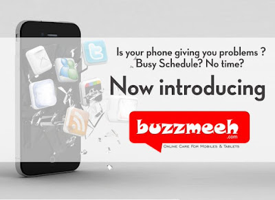 Buzzmeeh rolls out its online mobile repair platform in Delhi-NCR