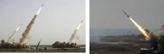 إطلاق 3 صواريخ باليستية يمنية باتجاه المقاتلين السعوديين