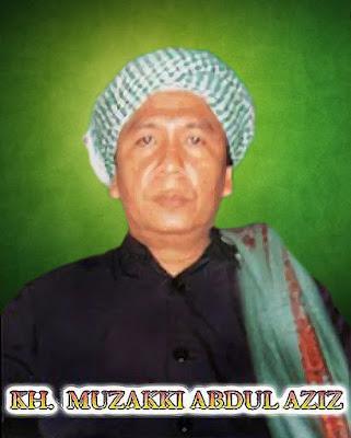 KH. Muzakki Abdul Aziz