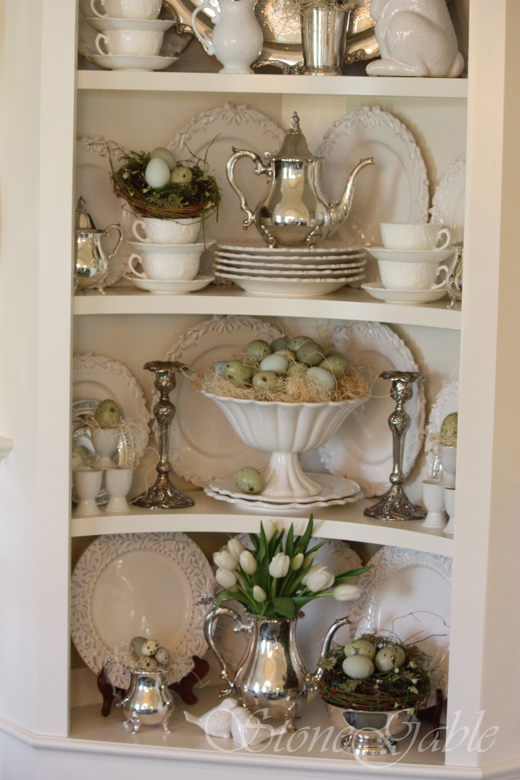 Stonegable Spring Cupboard