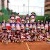 Equipe infanto-juvenil da DRTT disputa torneio no RS