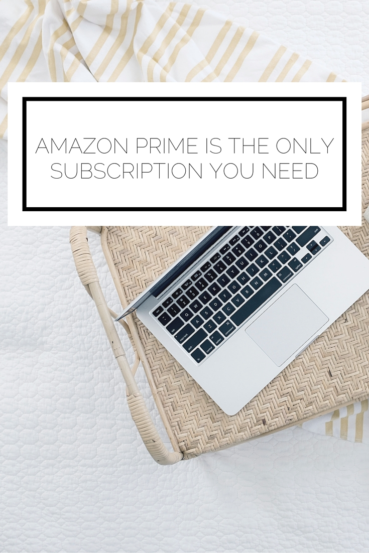 There's no need to subscribe to Spotify, Netflix, etc when Amazon Prime exists. Click to read now, or pin to save for later!
