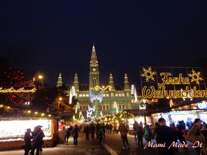 Viennese Christmas Market - Wiener Christkindlmarkt