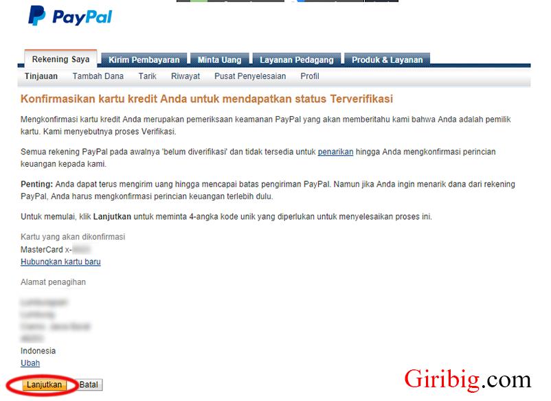 Mudahnya verifikasi Paypal dengan Payoneer