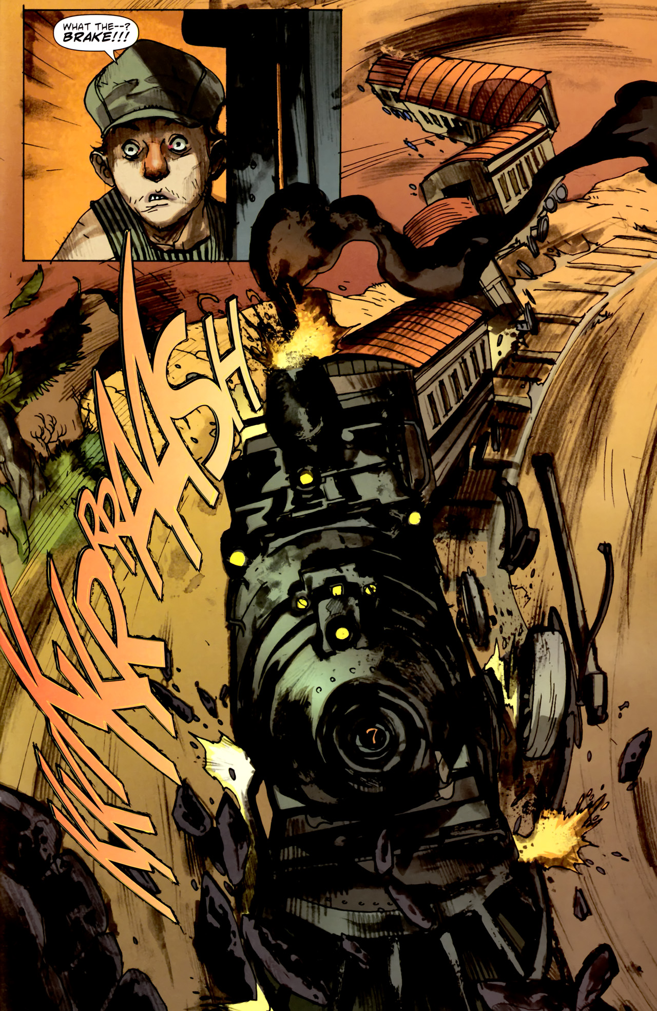 Read online American Vampire comic -  Issue #1 - 27