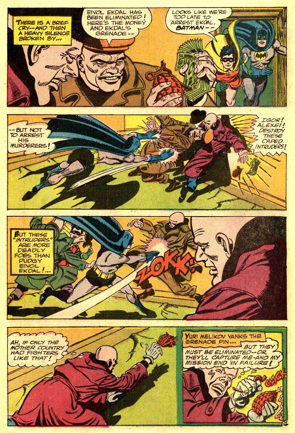 Detective Comics (1937) 361 Page 17