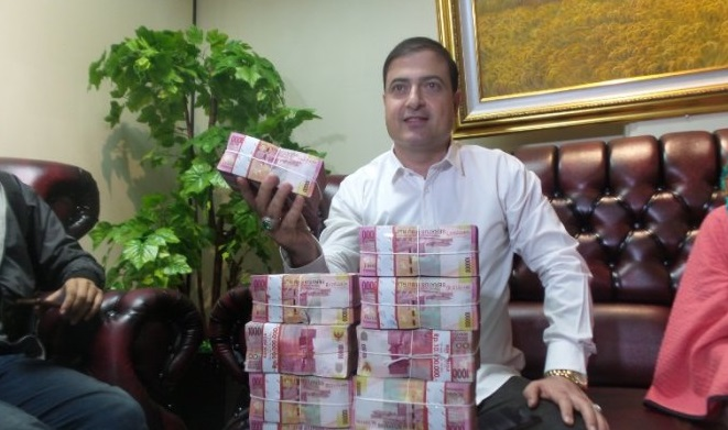 Jika Sam ALiano Terpilih Jadi Presiden, Janjinya Lunasi Utang Indonesia dan Gratiskan Biaya Umrah