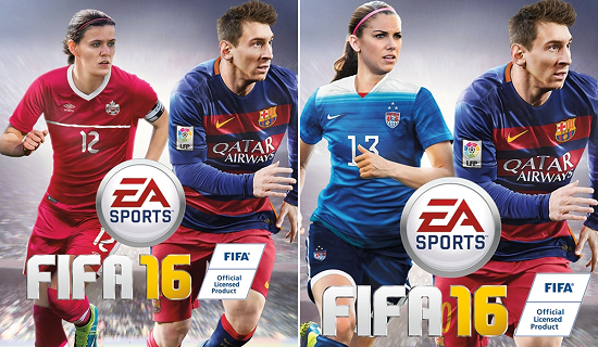 FIFA 16 PC Game
