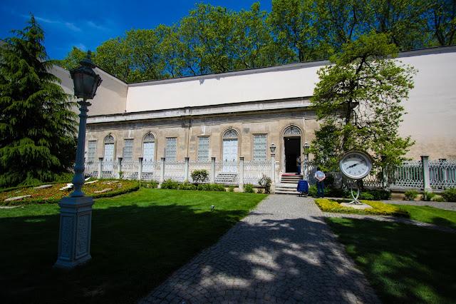 Museo degli orologi-Palazzo Dolmabache-Istanbul