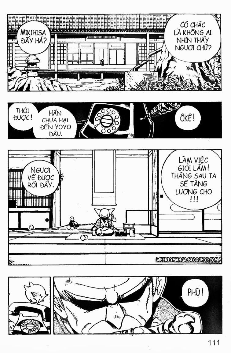 Shaman King [Vua pháp thuật] chap 89 trang 15