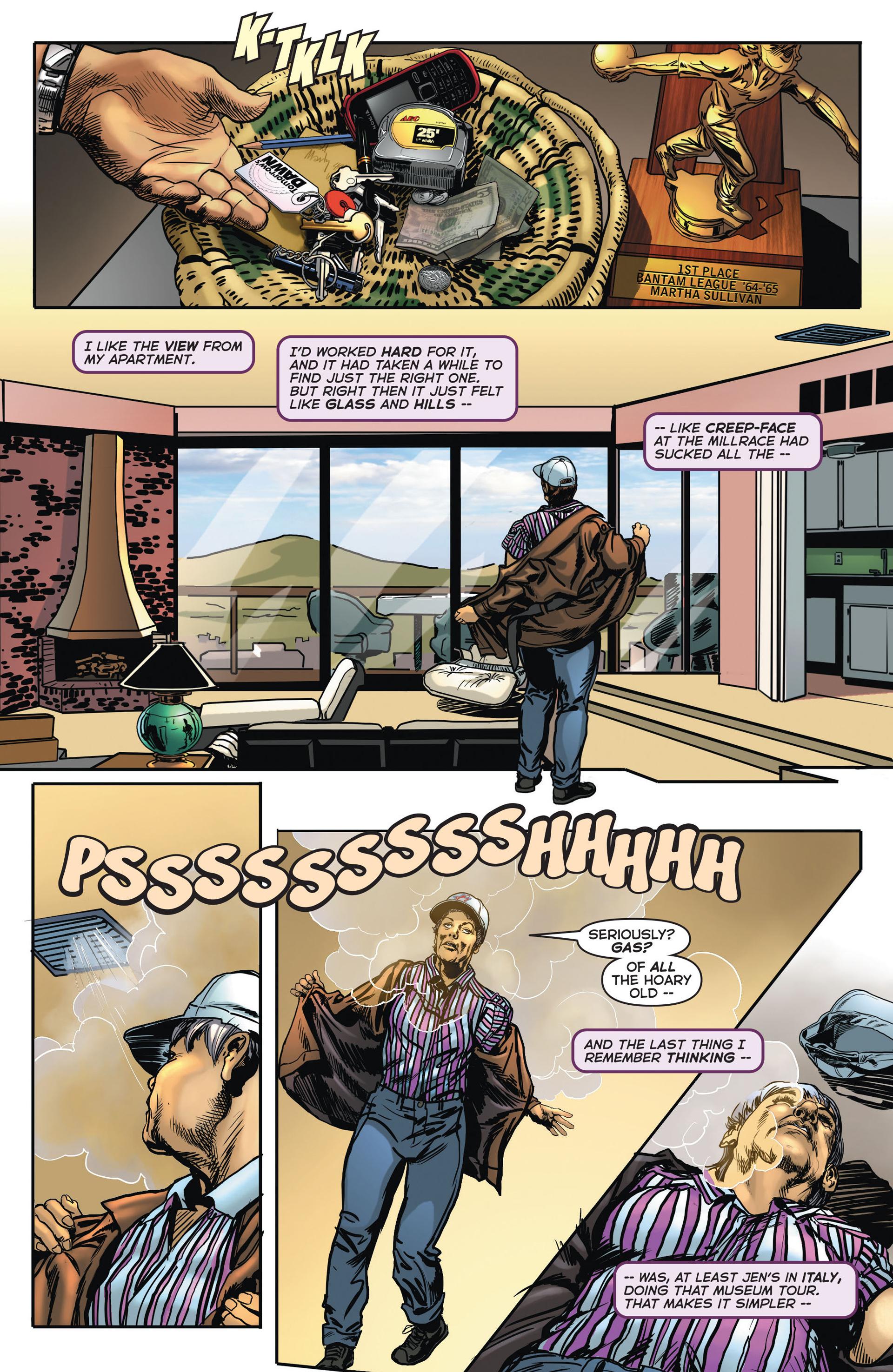 Read online Astro City comic -  Issue #4 - 8