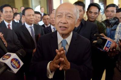 Pangeran Kamboja Terluka dan Sang Istri Tewas Saat Mobilnya Ditabrak Taksi