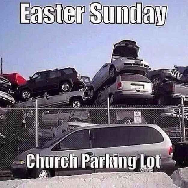 Easter day Religious Meme