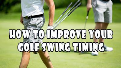Golf Swing Timing