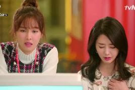 Sinopsis Introverted Boss Episode 9 Part 2