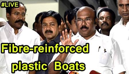 Live Now: Fibre-reinforced plastic Boats
