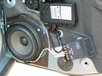 car%2Bspeaker%2Binstalled%2Binto%2Bfront%2Bdoor%2Bwith%2Bcrossover%2Bnot%2Bworking how to fix one speaker working on car stereo how to install car