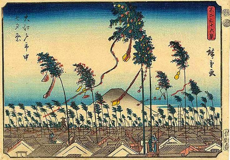 tanabata festival edo
