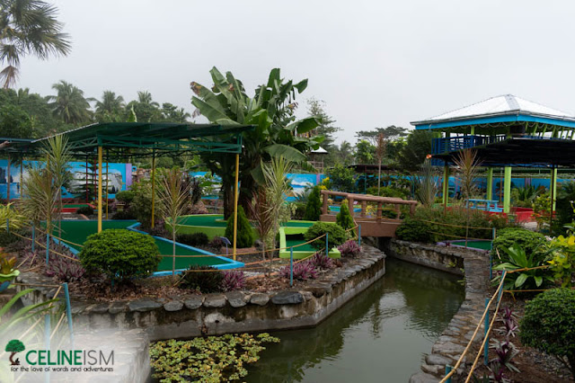 mini golf philippines