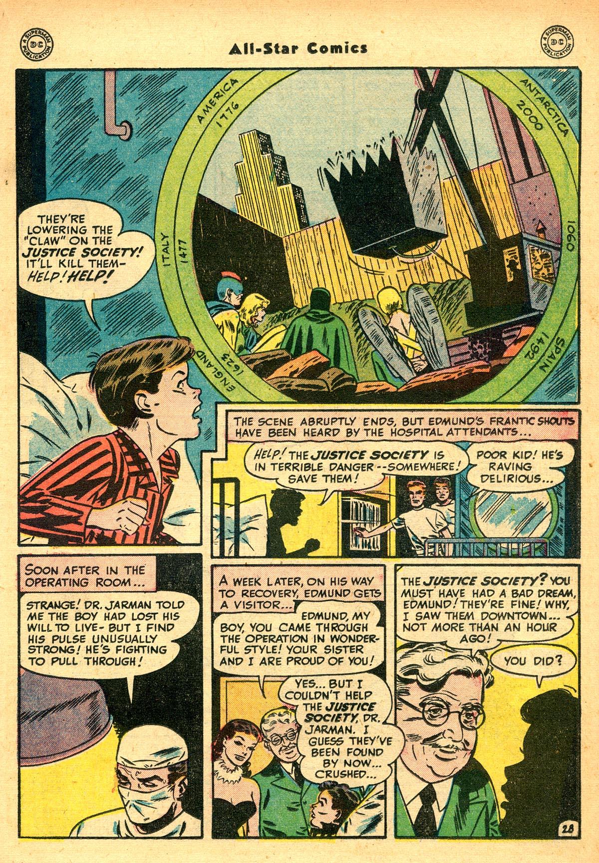 Read online All-Star Comics comic -  Issue #48 - 33