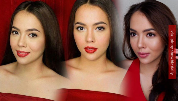 "Julia Montes denies leaving ABS-CBN after ""Doble Kara"" ends"