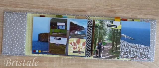 mini album scrap gaspesie atelier edwige bufquin - photo 20