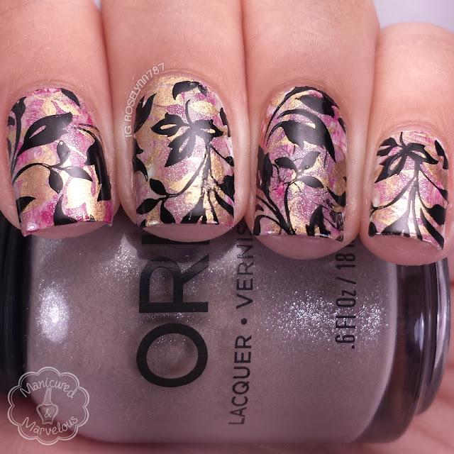 Hobby Polish Bloggers Presents - Fall Colors