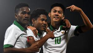 Piala AFF U-16: Indonesia ke Final Usai Kalahkan Malaysia