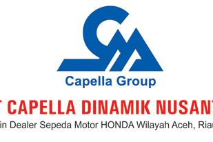 Lowongan Kerja Pekanbaru : Capella Group Juli 2017