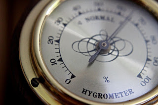 Higrometer/Hygrometer
