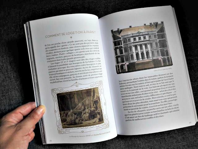 Livre Paris au siècle des lumières Arlette Farge Editions Le Robert 18e siècle vie des parisiens histoire