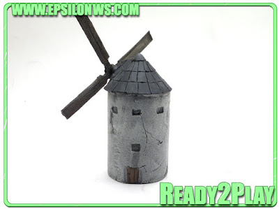 Spanish WindMill 10mm REF: ESP10-01