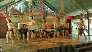 culture of borneo