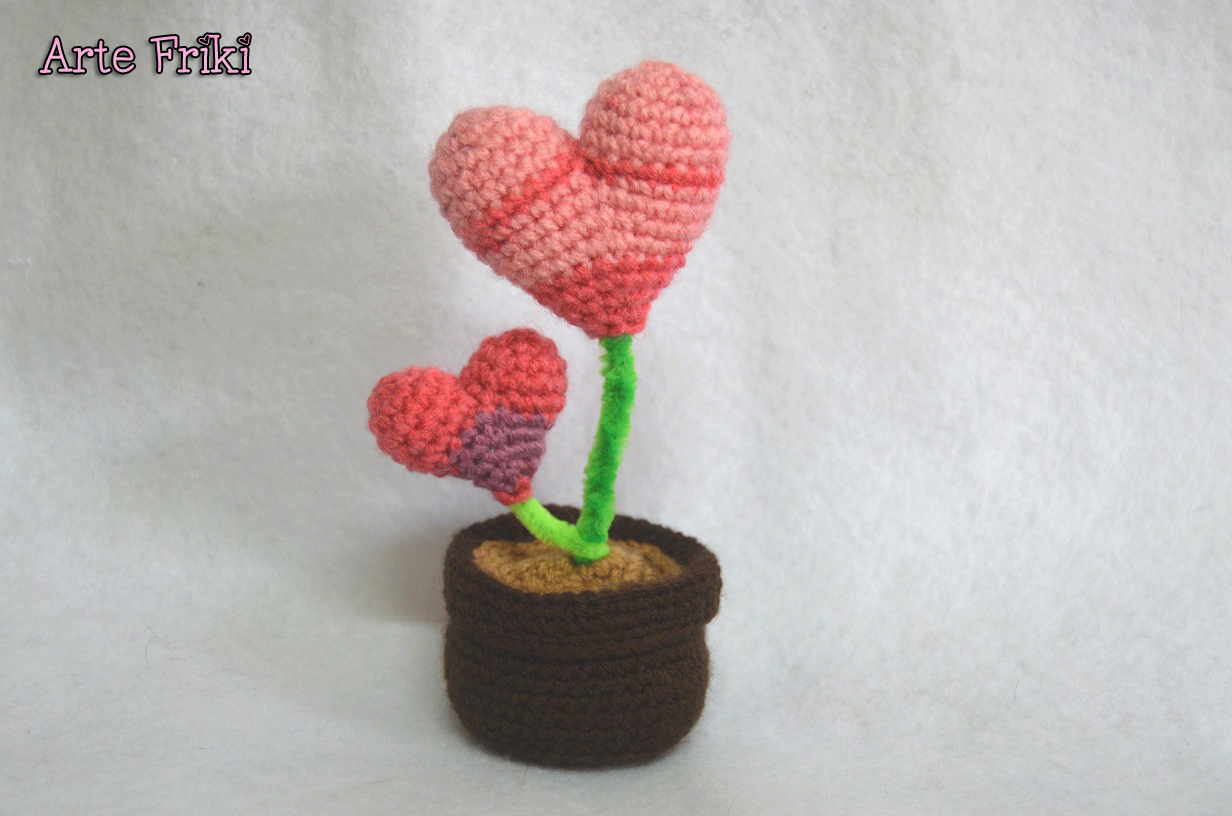 Arte Friki: Planta Amorosa
