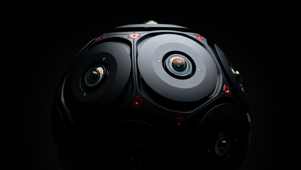 Facebook And RED Uncover Their Manifold 3D VR Camera