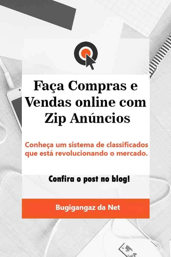 Faça Compras e Vendas online com Zip Anúncios