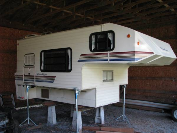 Used RVs 1992 Shadow Cruiser Camper For Sale For Sale by Owner