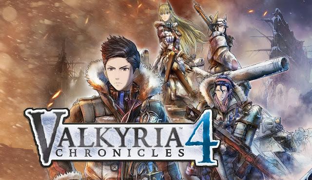"""""""Valkyria Chronicles 4"""" Game chiến thuật nhập vai 2018"""