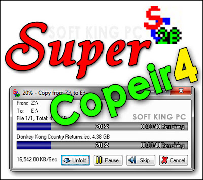 Super Copier Latest Version 2018 Download